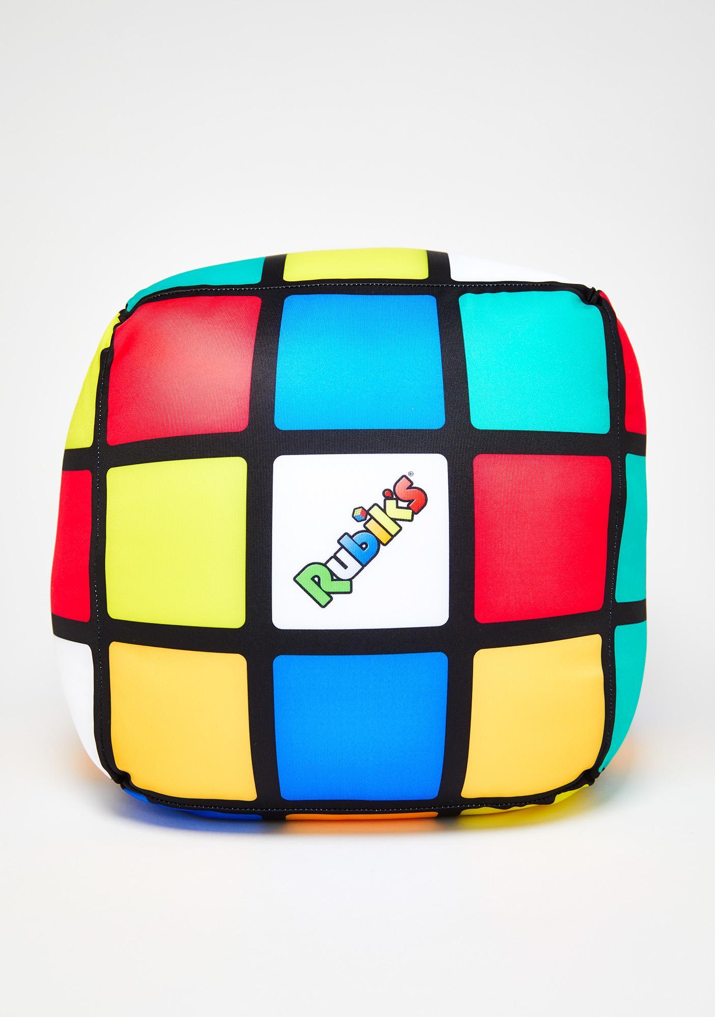 Rubik's Revolution Cube Pillow