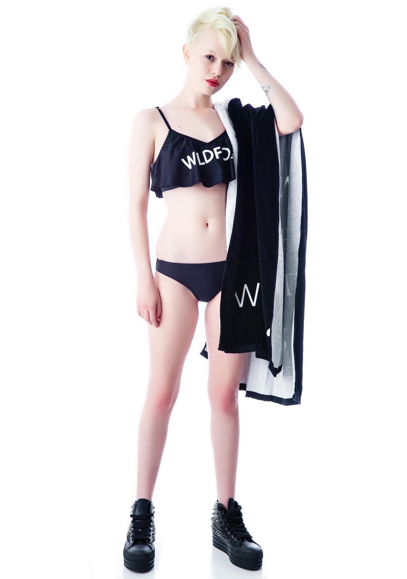 Wildfox Couture Vacation Goldie Bikini Set
