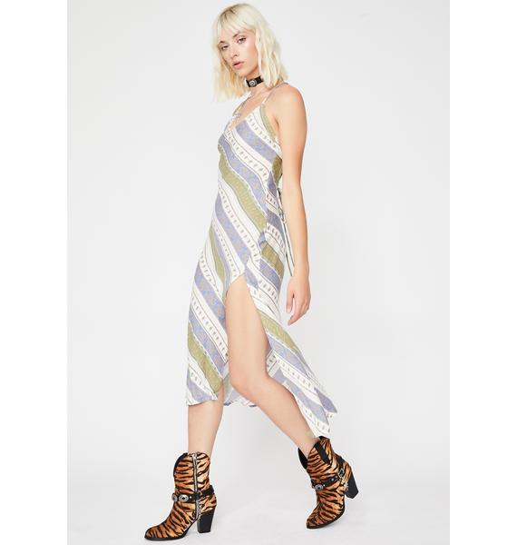 Free Spirit Midi Dress