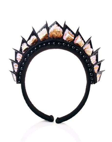 Rose Quartz Crown