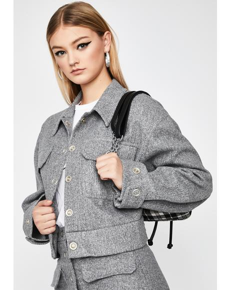 Dean's List Wool Jacket