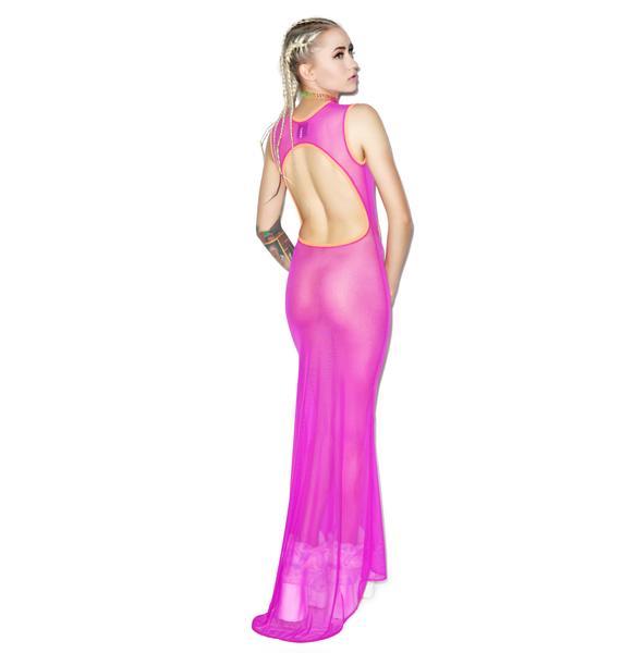 Mamadoux Bad Girls Go To Heaven Dress