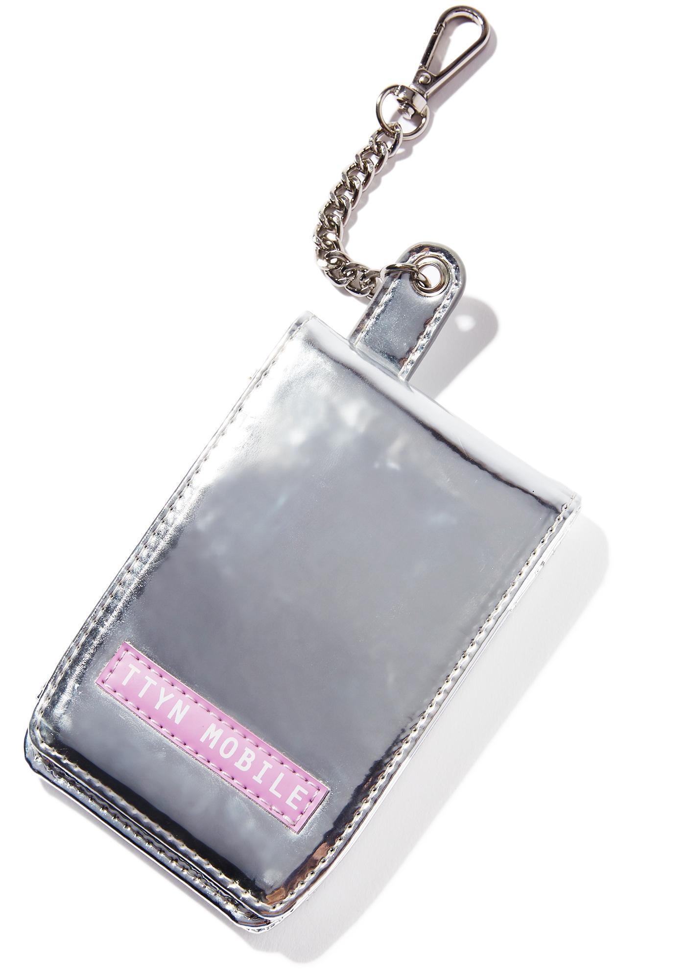 Sugar Thrillz Prank Caller Keychain Wallet