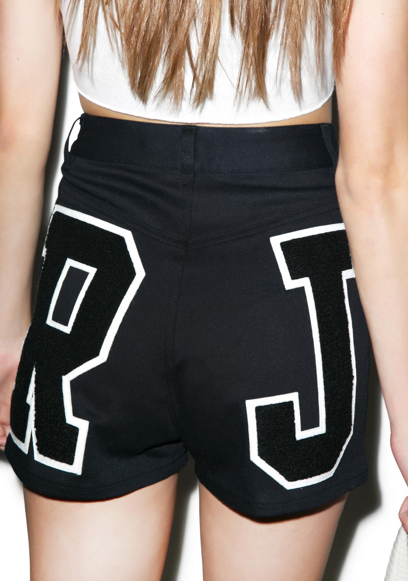 Joyrich RJ Baseball Highwaisted Shorts