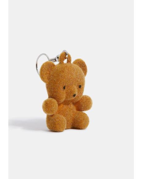 Teddy Bear Dreams Drop Earrings