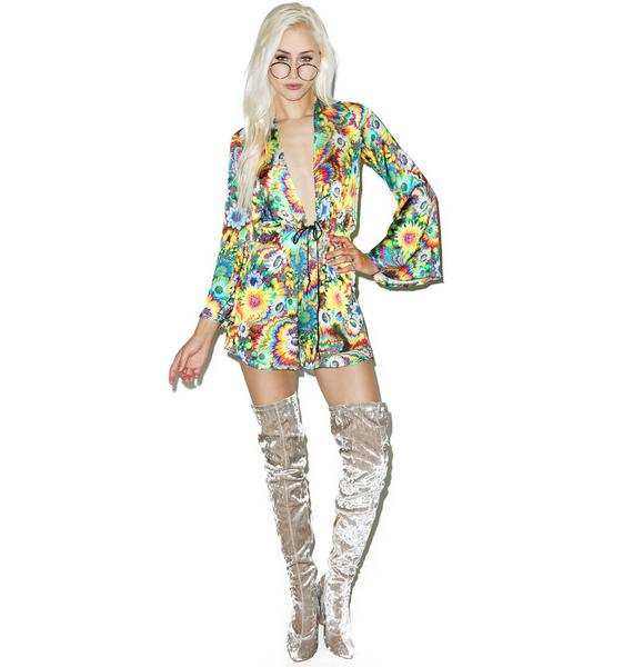 Rag Doll Floyd Playsuit
