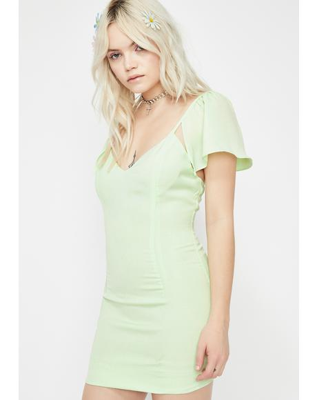 Bloom Bae Mini Dress