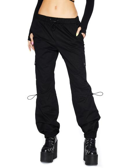 Enter The Void Cargo Pants
