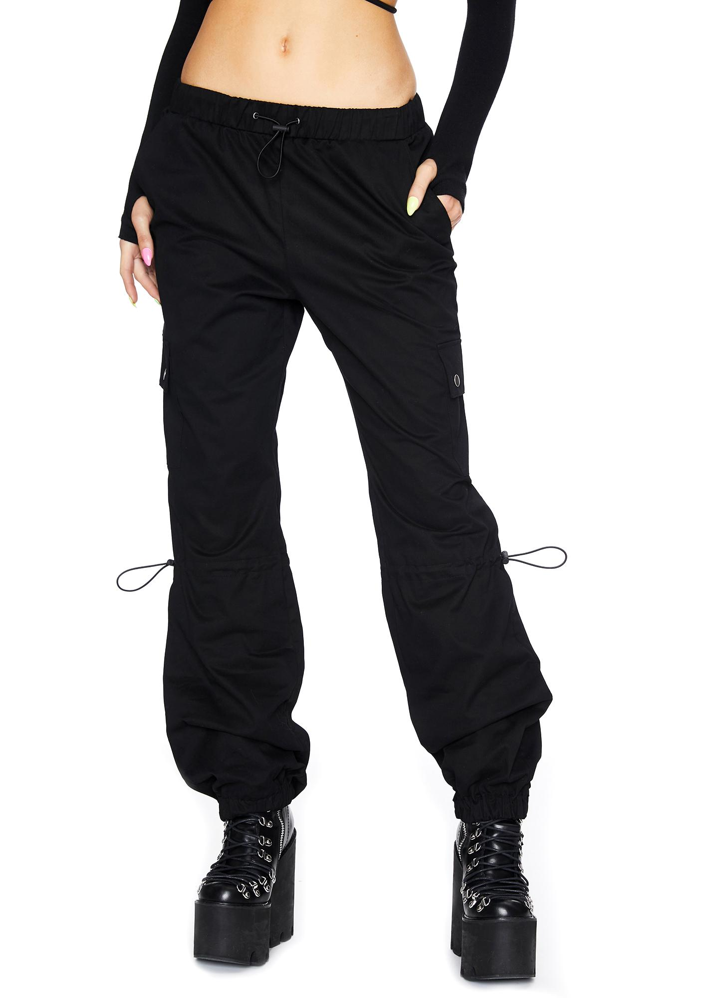 Club Exx Enter The Void Cargo Pants