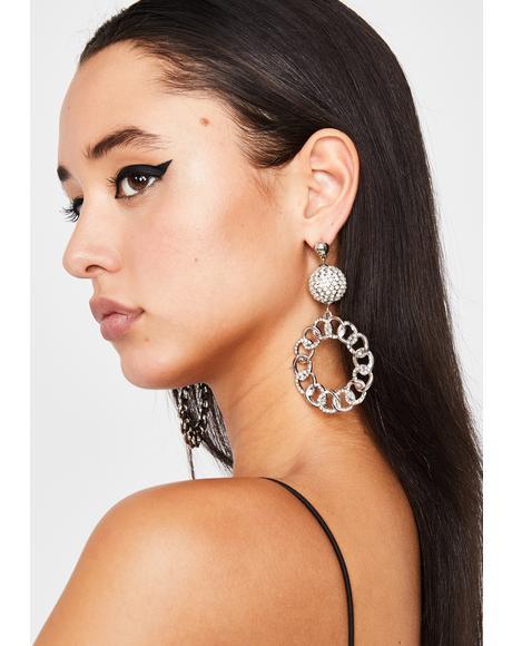 Oh Dear Gaud Drop Earrings