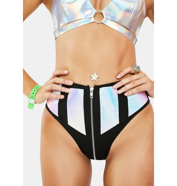 Roma Stardust Serpent Hot Shorts