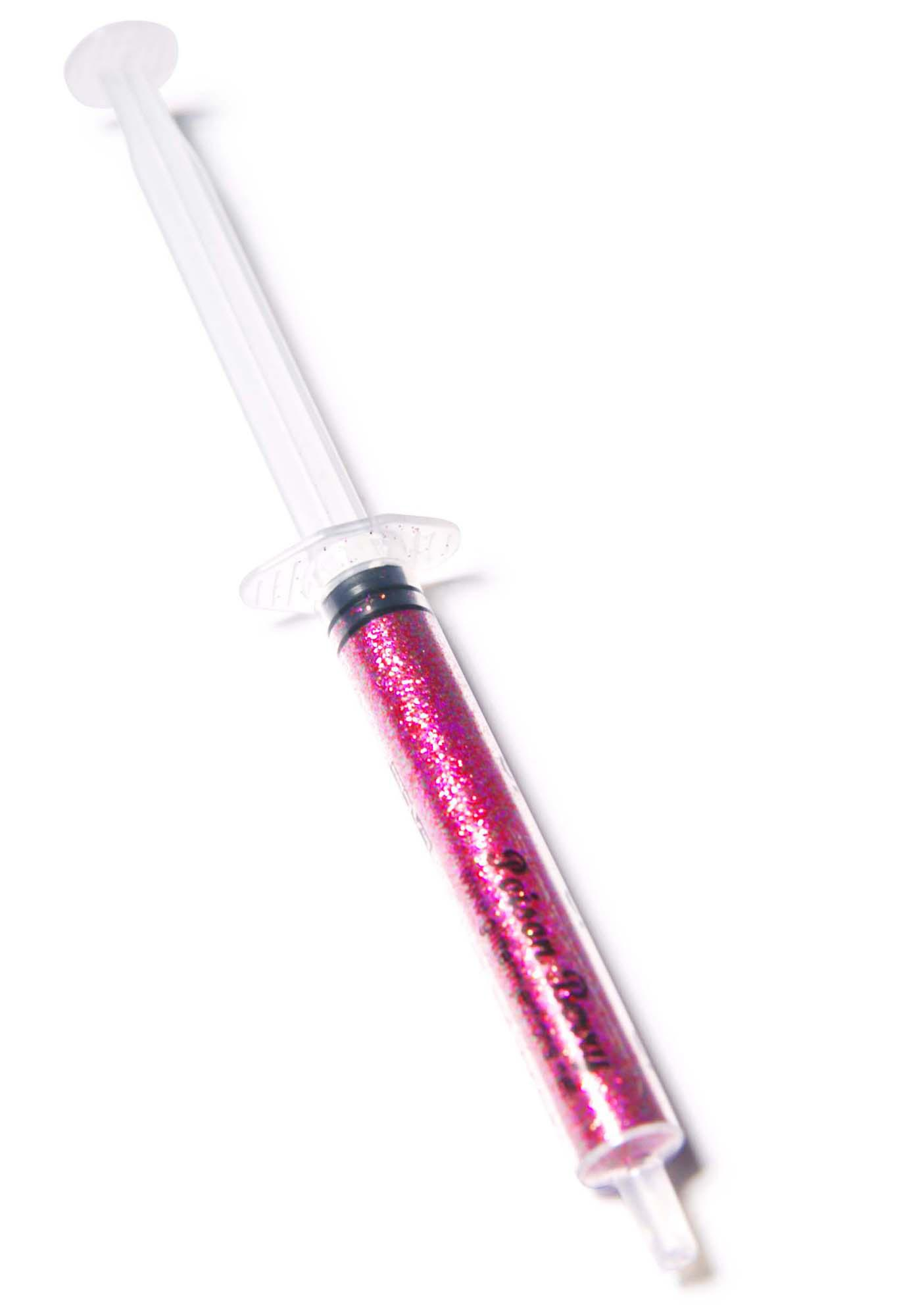 Glitter Injections Poison Berry