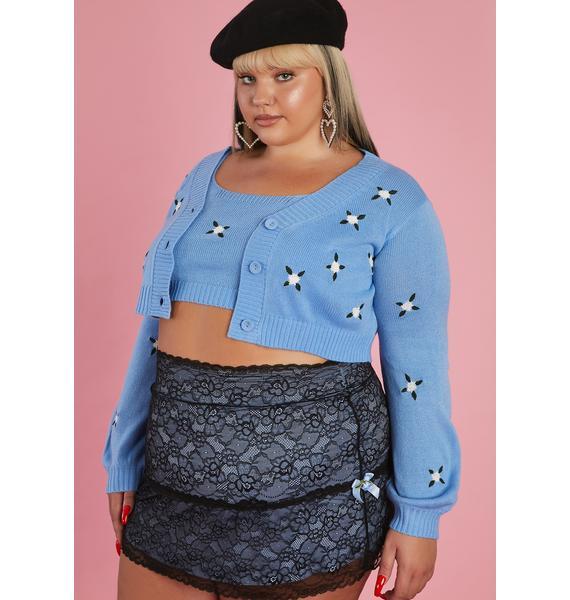 Sugar Thrillz We're Happy Together Sweater Set