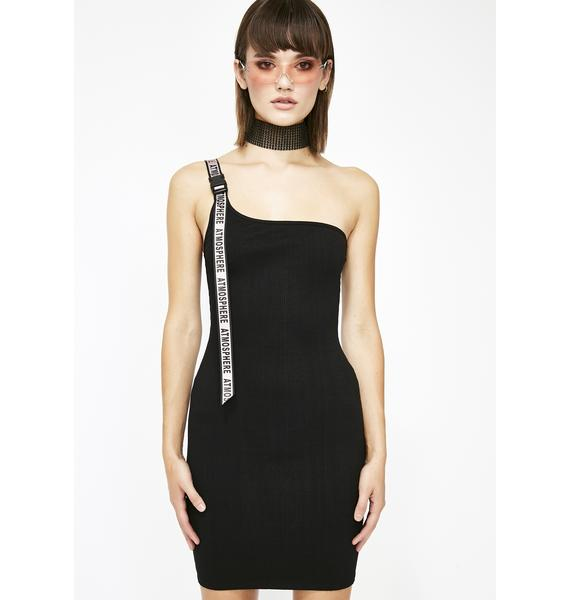 Party Hour One Shoulder Dress