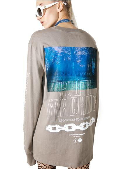 Visions Long Sleeve Tee