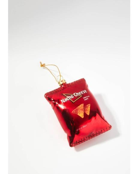 Not Your Cheese Ornament