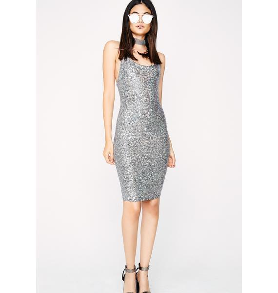 Never Average Bodycon Dress