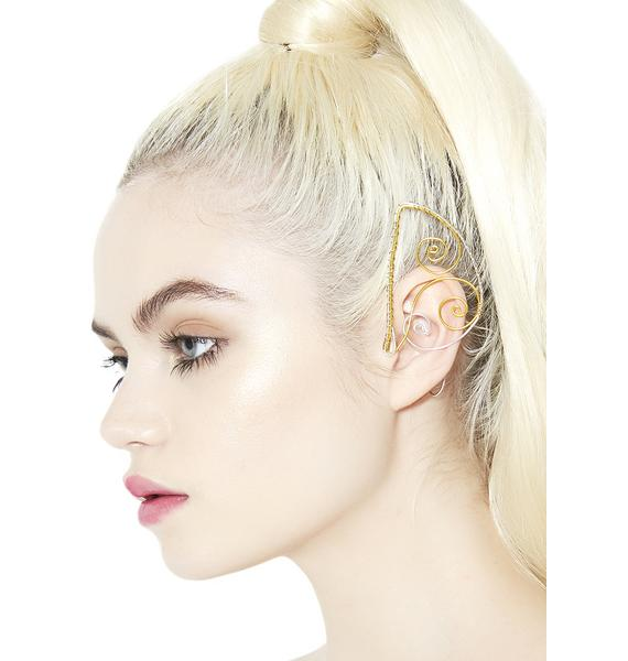 Faerydae Elf Ear Cuff Set