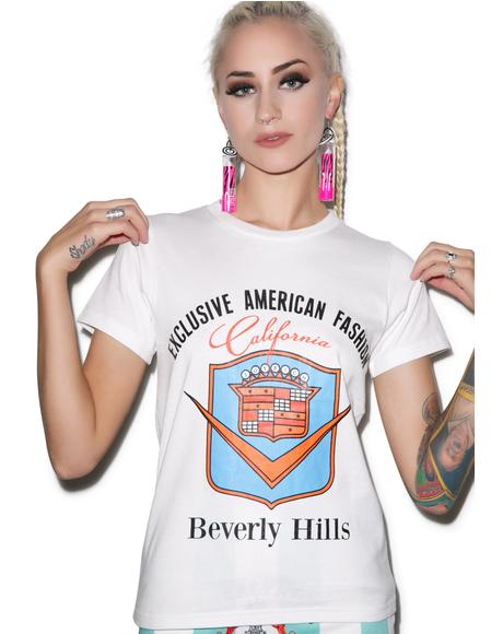 Exclusive Beverly Hills Seal Tee