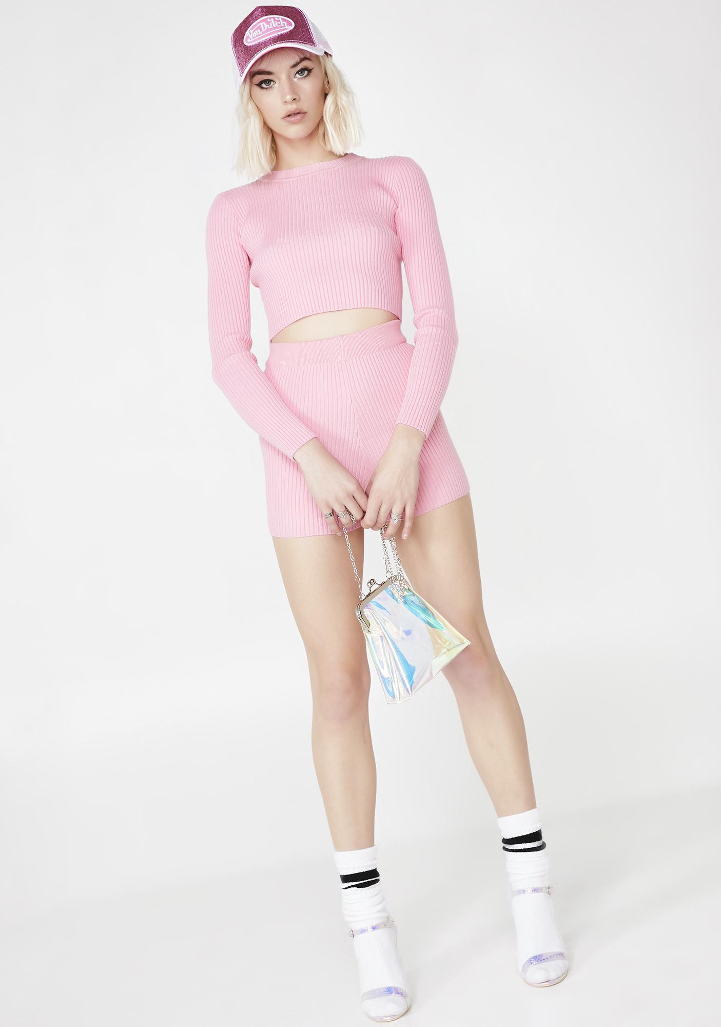 Pixie Melrose Avenue Sweater Set