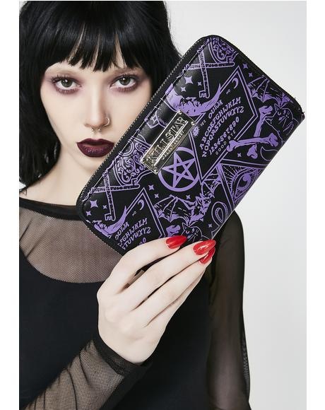 Miss Morbid Wallet