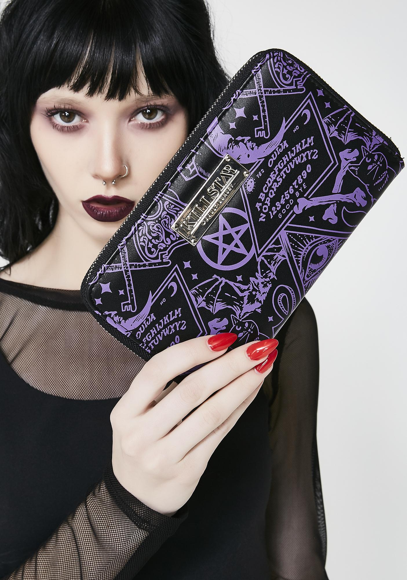Killstar Miss Morbid Wallet
