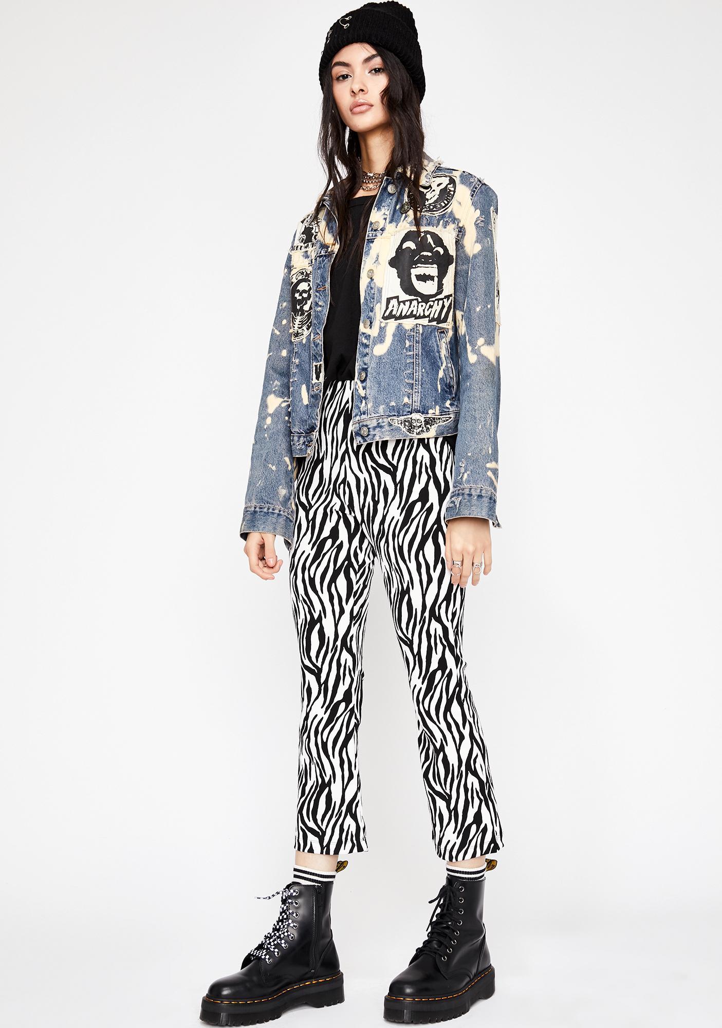Wildest Ways Zebra Flares