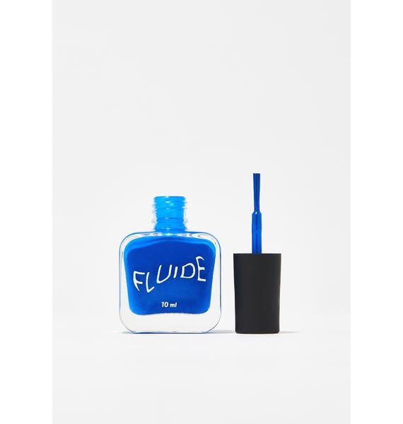 Fluide Secret Project Robot 7-Free Nail Polish
