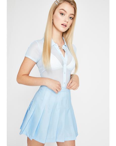 Kind Of A Big Deal Mini Skirt