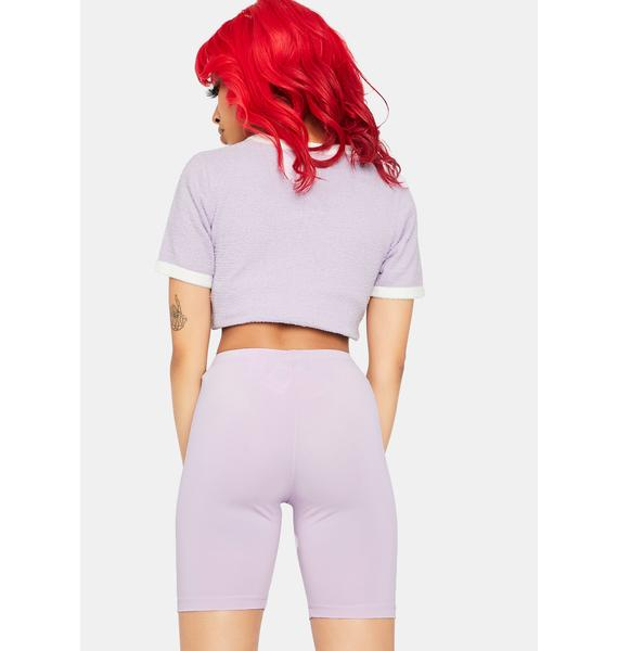 Increase The Pace Biker Shorts
