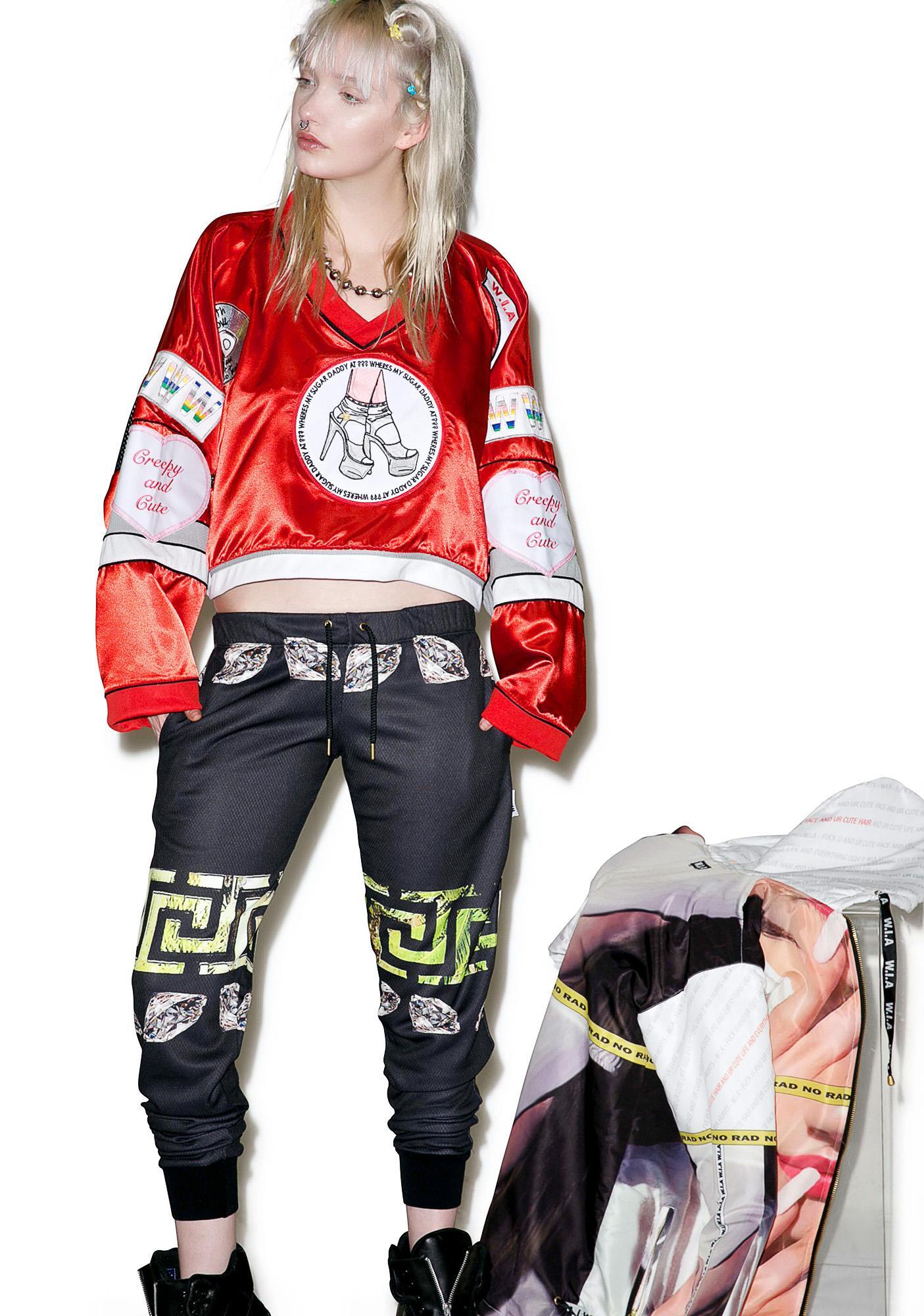 W.I.A Girly Augustus Sweatpants