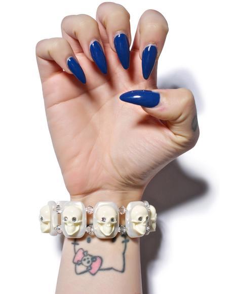 Skull Poetry Myriad Bracelet