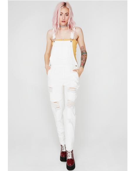 Play Tough Denim Overalls