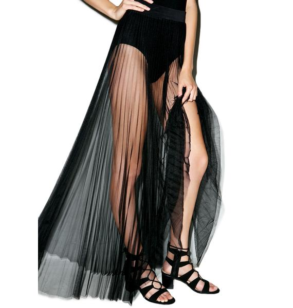 Fall From Grace Maxi Skirt