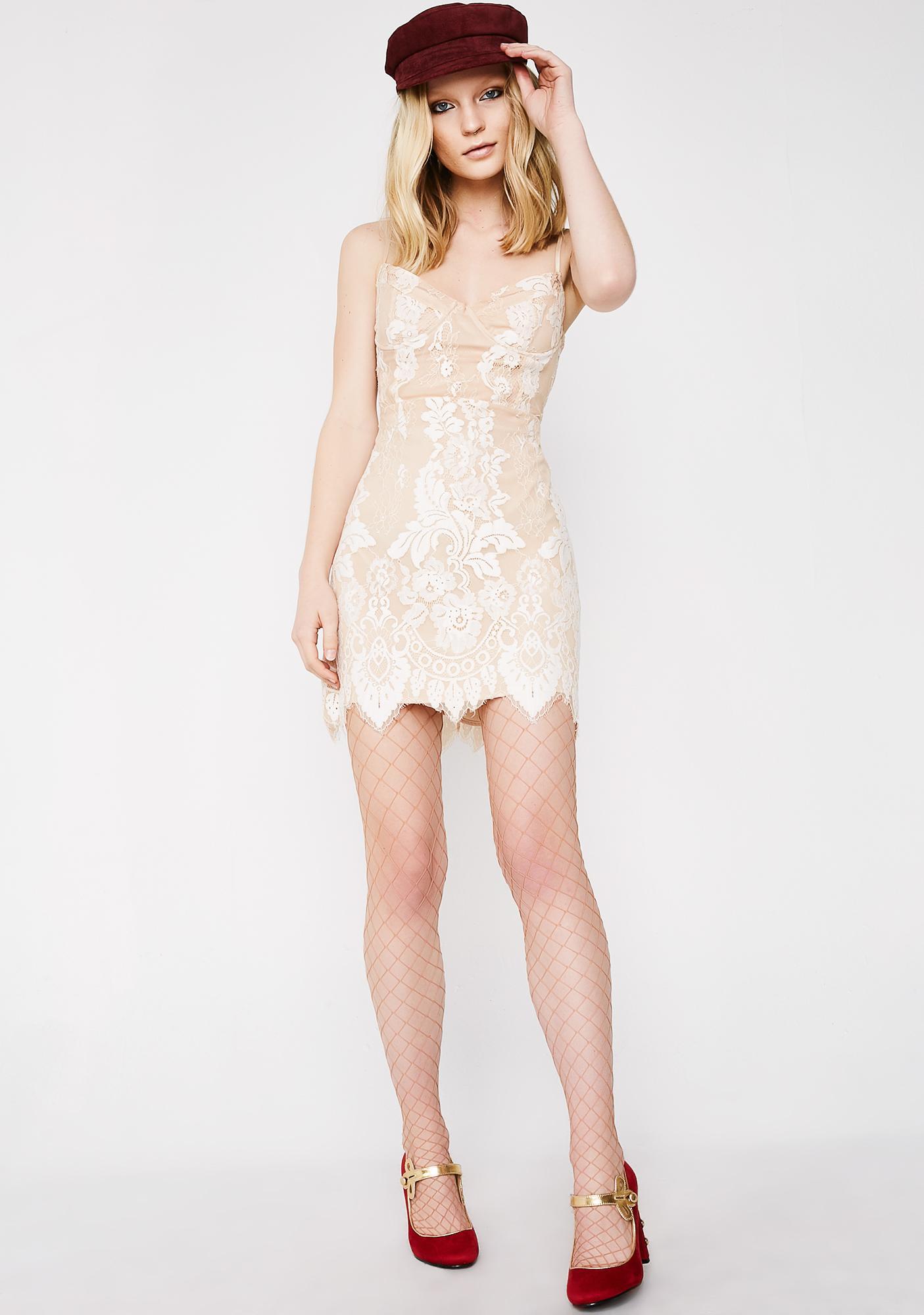 Lookin' Lacey Dress