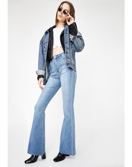 Haven Bridgette Flare Jeans