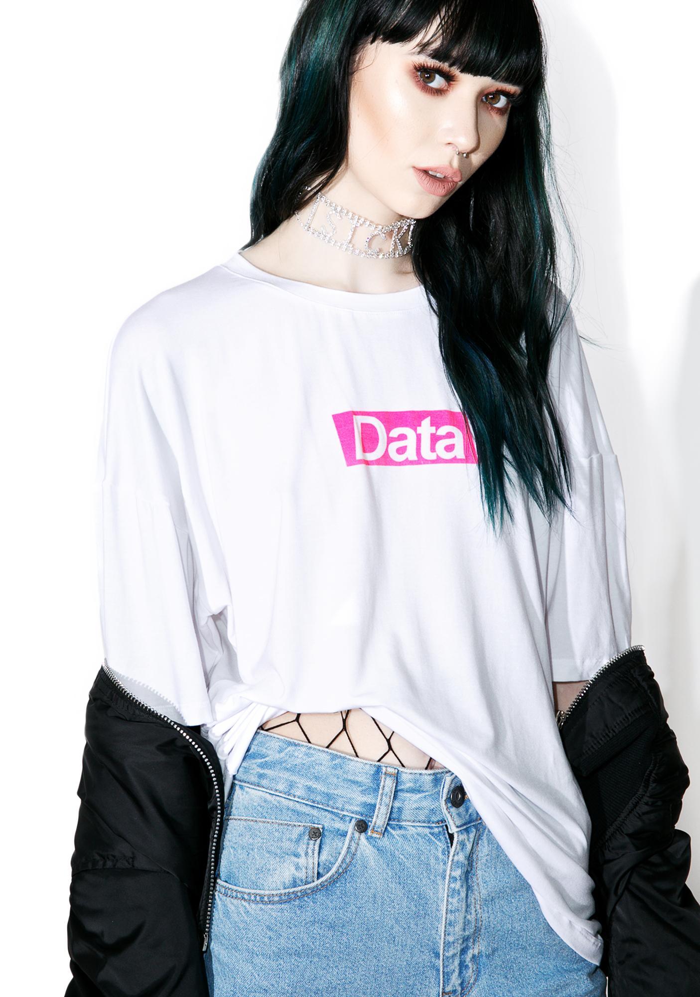 Brashy Data Tee