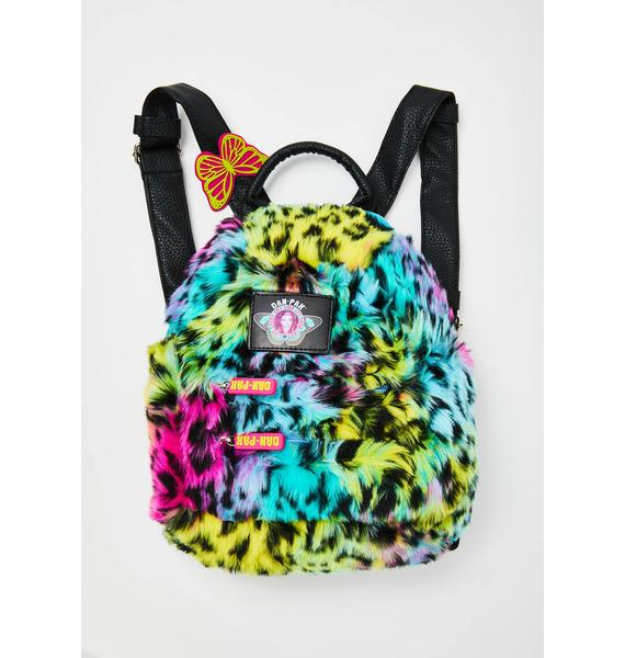 Dan-Pak Cheetah Child Mini Hydration Backpack