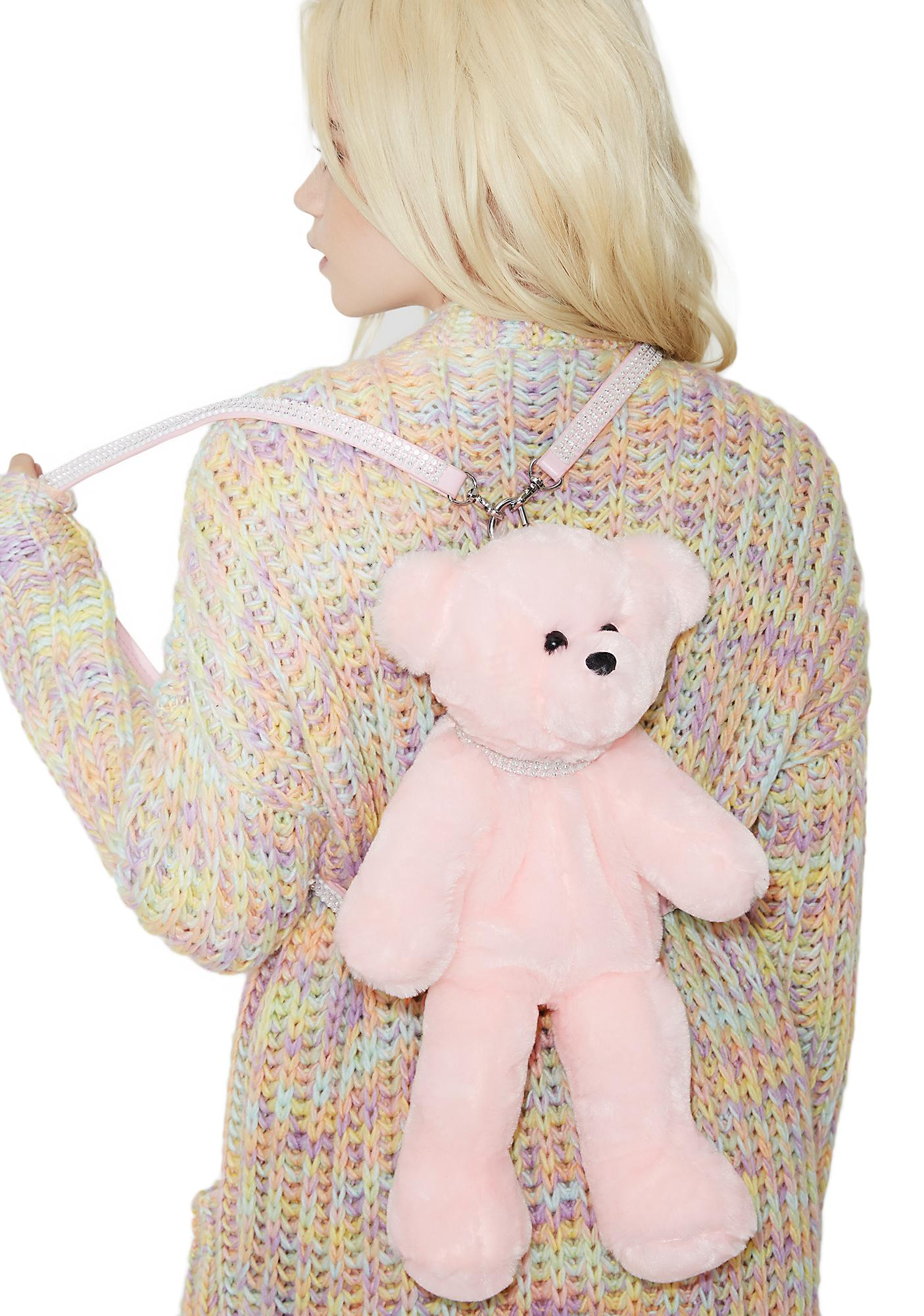 Sugar Thrillz Teddy Bae Backpack