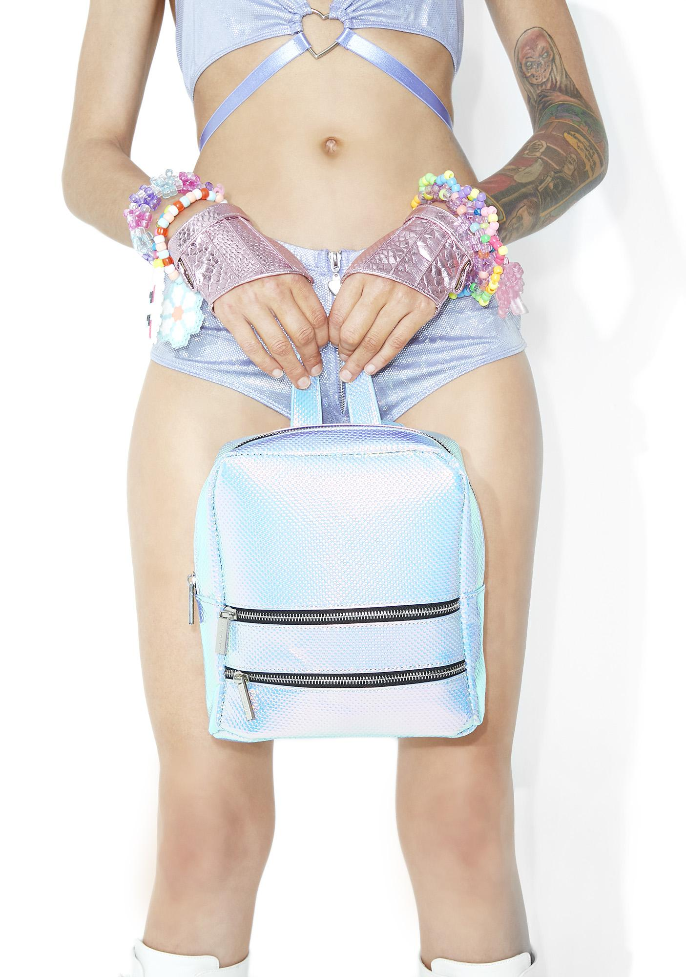 Skinnydip Iridescent Molly Backpack