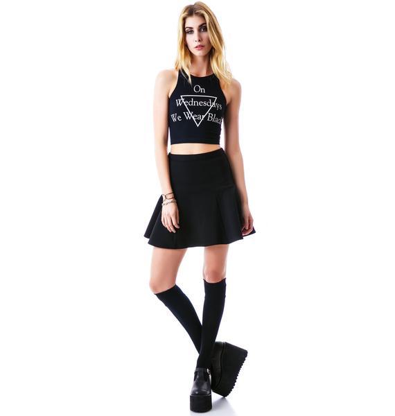 MeYouVersusLife Wednesday We Wear Black