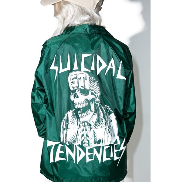 Suicidal Tendencies OG Flipskull Windbreaker