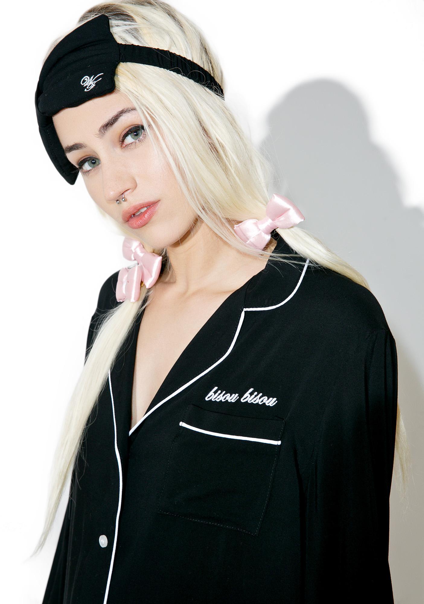 Wildfox Couture Bisou Bisou Dreamer Sleep Shirt