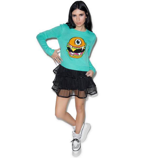 Iron Fist Cycloburger Sweater