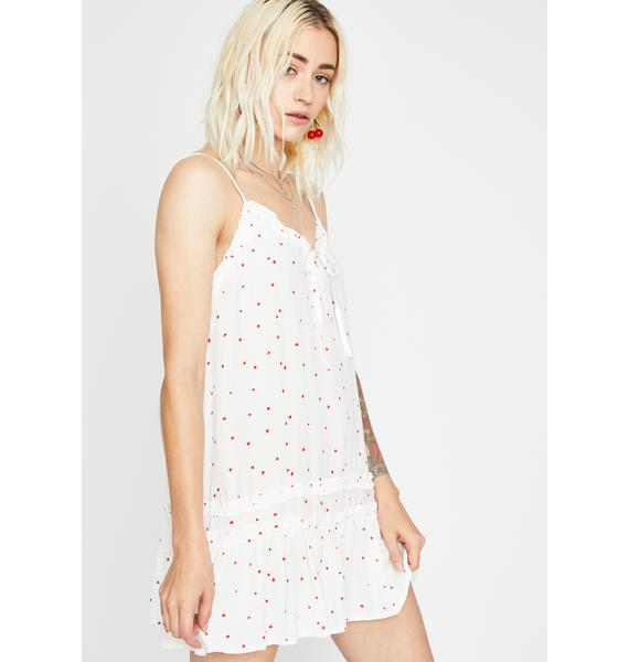 Show Me Love Babydoll Dress