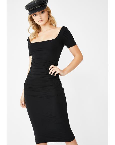 Lowkey Lovin' Midi Dress