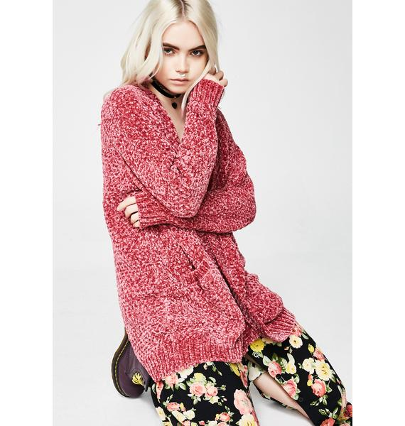 Swt Lover Knit Cardigan