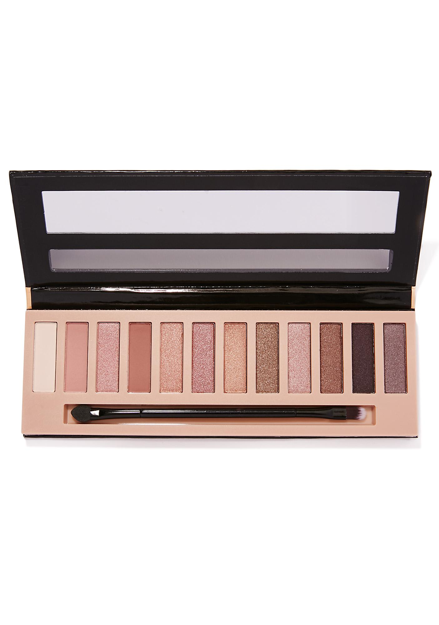 LA Girl Beauty Brick Nudes Eyeshadow Palette
