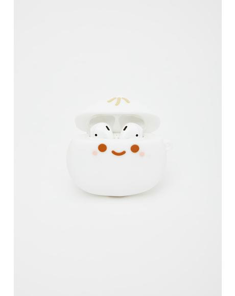 Little B Dumpling Airpod Case