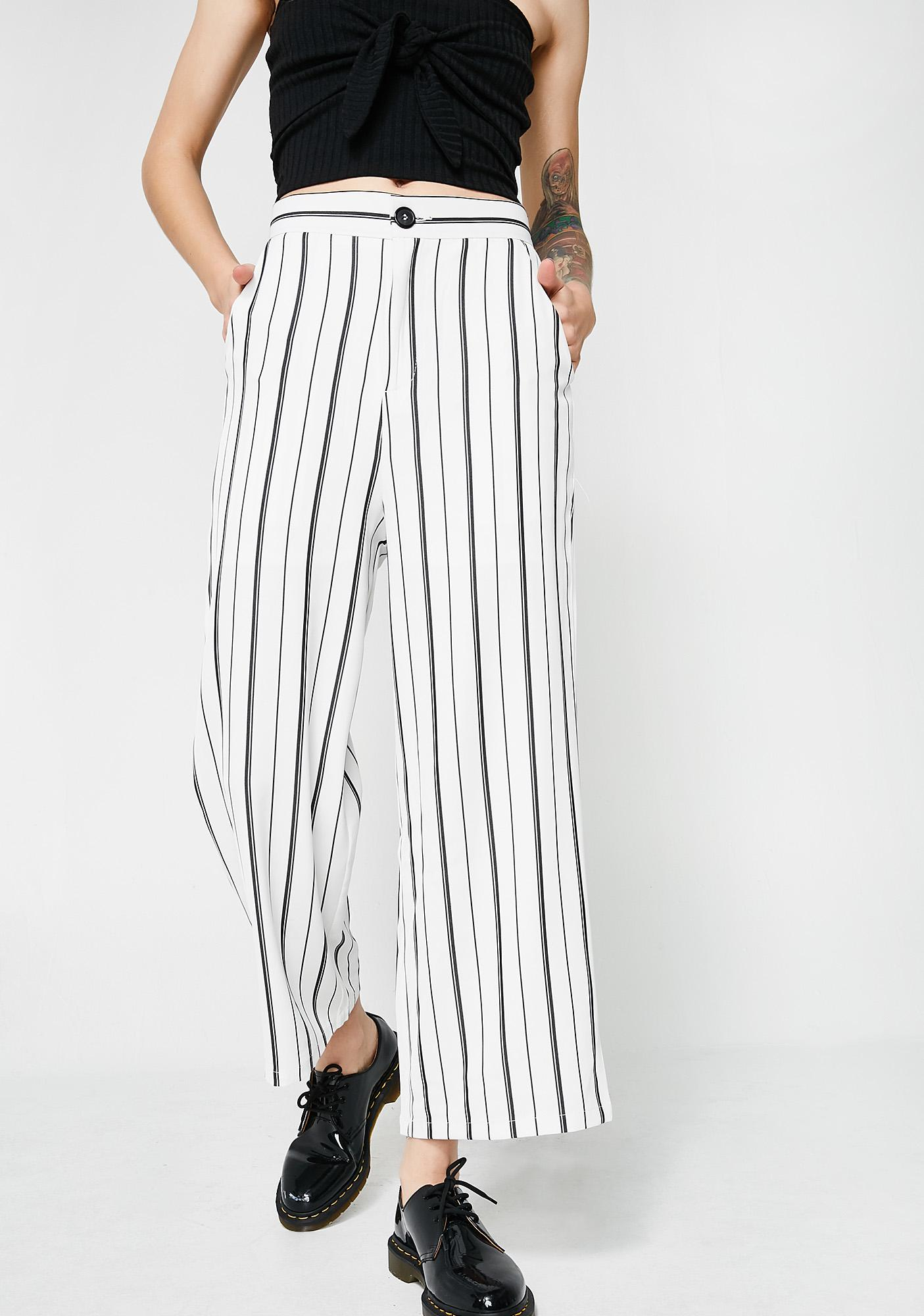 Breakin' Rulez Striped Trousers